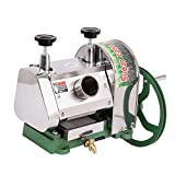 Manual Sugar Cane Juicer 110LBS/H Commercial Sugarcane Press Extractor Squeezer 304 Food Grade Stainless Steel - Ridgeyard