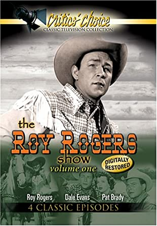 Image result for TV SERIES THE roy rogers