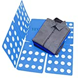 YEVIOR Clothes Folding Board Adult Size Multifunctional Fast Speed Adjustable T-Shirt Clothes Easy Laundry Folder Organize