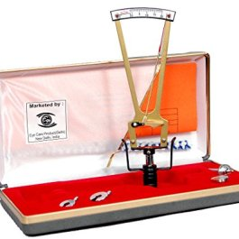 Eye Care Products (Delhi) Biro Schiotz Tonometer with 3 Weights and Plunger
