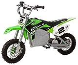 Razor SX500 Mcgrath Dirt Rocket Electric Motocross Bike, Green