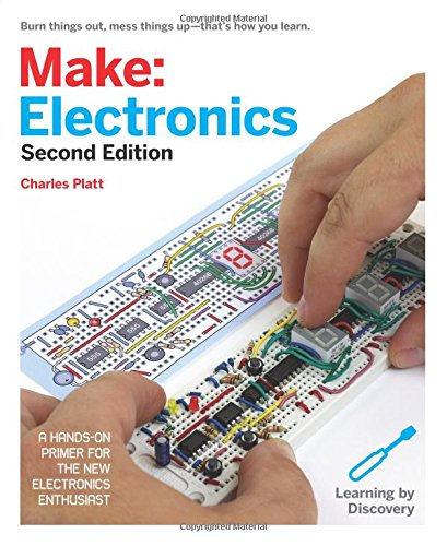 Make: Electronics: Learning Through Discovery  Image of 51G93rruoNL