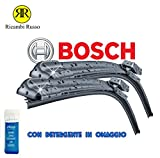 BOSCH GERMANY OEM AUDI A4 A5 A7 Q5 RS5 S4 S5 Windshield Wiper Blade Set Front Audi 09-12 AerotwinTM 2 Pcs