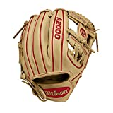 """Wilson A2000 DP15 Pedroia Fit 11.5"""" Infield Baseball Glove - Right Hand Throw"""