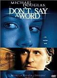 Don't Say a Word poster thumbnail