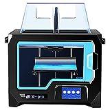 QIDI TECH 3D Printer, X-Pro 3D Printer with WiFi Function, Dual...