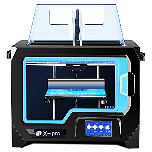 QIDI TECHNOLOGY 3D Printer Newest Model: X-Pro,Breakpoint...