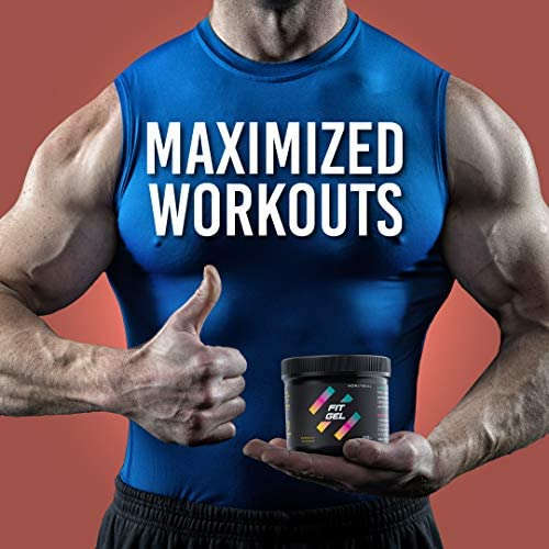 HONEYBULL Fit Gel Workout Enhancer to Sweat More at Gym & Cardio 7