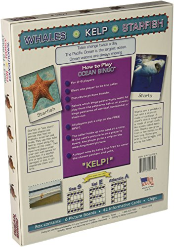 Ocean-Bingo-Board-Game