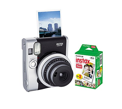 Fujifilm Instax Mini 90 Classic Instant Film Camera