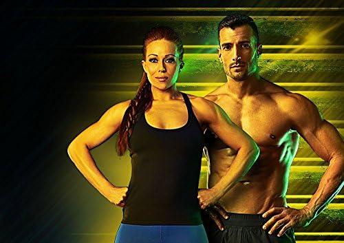 Beachbody CORE DE FORCE Base Kit DVD workout program - MMA inspired - created by 6