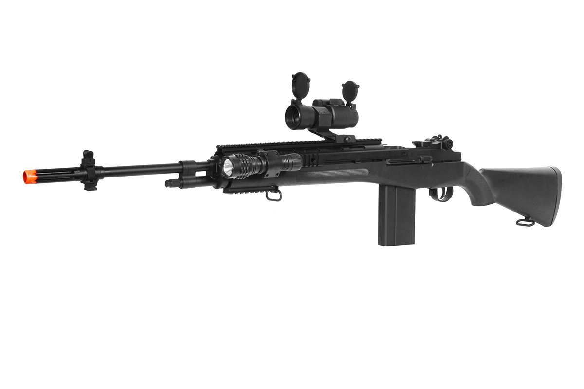 BBTAC Airsoft Sniper Rifle M14 Airsoft Gun