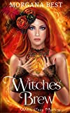 Witches' Brew (Witch Cozy Mystery) (Witches and Wine Book 1)
