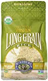 Lundberg Family Farms Organic Long Grain Rice, Brown, 32 Ounce (Pack of 6)