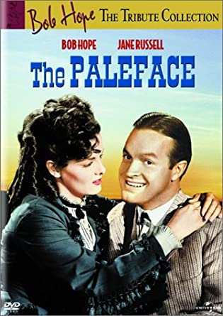 Image result for bob hope in 'the paleface'