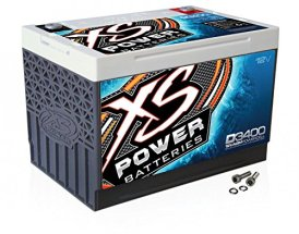 XS Power D3400 XS Series 12V 3,300 Amp AGM High Output Battery
