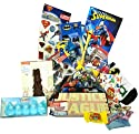 Justice League ~ Filled Easter Basket ~ Superman & Batman