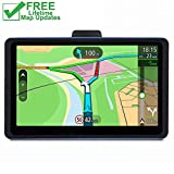 GPS Navigation for Car, 7 Inch Car GPS 8GB 800x480 LCD Touch Screen GPS Navigation System, Car Vehicle Electronics Lifetime Free Maps
