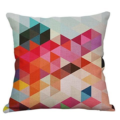 Geometric throw pillows and covers - Pillow Blvd