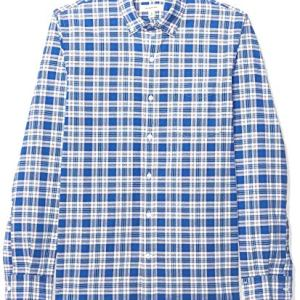 Amazon Brand - Goodthreads Men's Slim-Fit Long-Sleeve Plaid Oxford Shirt 6 Fashion Online Shop Gifts for her Gifts for him womens full figure
