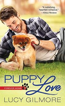 Puppy Love (Forever Home Book 1) by [Gilmore, Lucy]