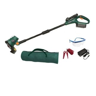 best cordless brush cutter - Tiger