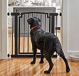 Orvis Easy-Mount Doorframe Gate/Doorway, Black, Small