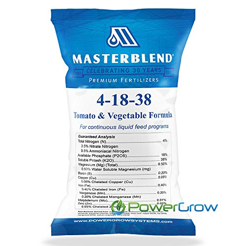 10 Best Fertilizer for Tomatoes and Peppers Natural Organic