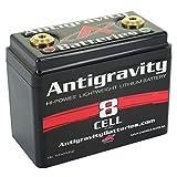 Antigravity Batteries AG-801 Black One Size Powersports Battery