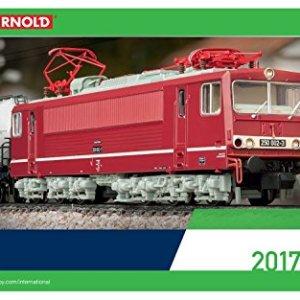 Arnold HPA2018 Main Catalogue 2018 Model Railway Blue 51GsbSHK 1L