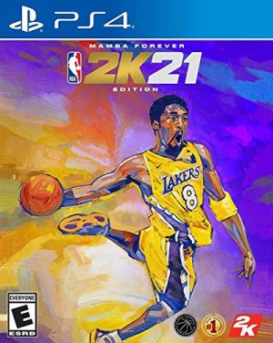 NBA 2K21 Mamba Forever Edition – PlayStation 4