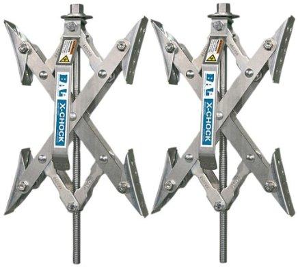 X-Chock stabilizzatore ruota-coppia-una maniglia-28012