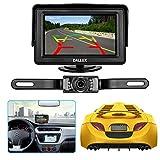 Backup Camera Monitor Kit for car, Universal...