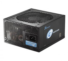 SeaSonic  650-Watt ATX12V/EPS12V SLI Ready CrossFire Ready 80 PLUS GOLD Certified Active PFC Power Supply SSR-650RM
