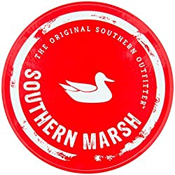 Southern Marsh Sticker-red