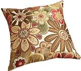 Brentwood 8145 Siobhon Field Pillow, 18-Inch