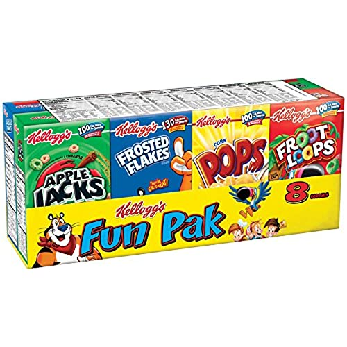 Image result for mini cereal boxes