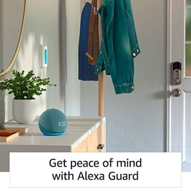 All-new-Echo-Dot-4th-Gen-Smart-speaker-with-clock-and-Alexa-Glacier-White