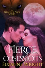 Fierce Obsessions by Suzanne Wright