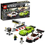 LEGO Speed Champions Porsche 911 RSR and 911 Turbo 3.0 75888 Building Kit (391 Pieces)