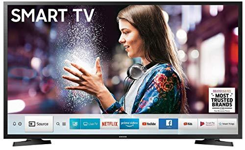 Samsung 108 cm (43 Inches) Series 5 Full HD LED Smart TV UA43N5370AU (Black) (2018 model) 1
