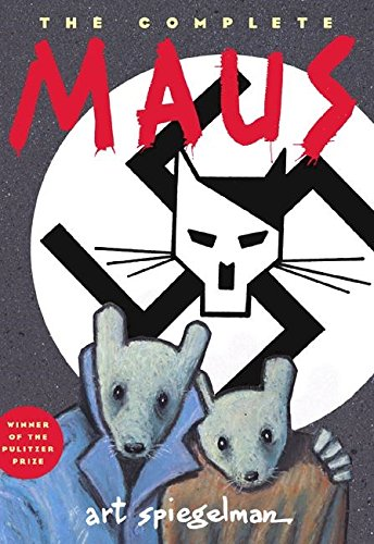 Buy The Complete MAUS Book Online at Low Prices in India | The ...