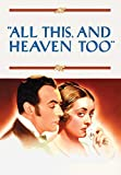 All This, and Heaven Too poster thumbnail