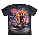 The Mountain Trump T-Shirt Large Charcoal