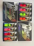 Volvik Vivid Golf Balls 2-Dozen Pack, Mixed,