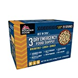 Mountain House 3-Day Emergency Food Supply Kit