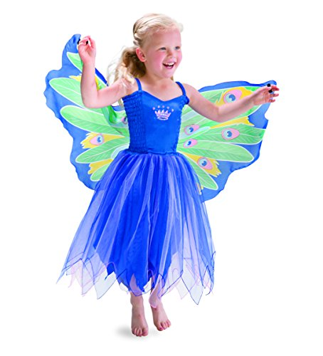 peacock costumes for girls - Dress S Peacock