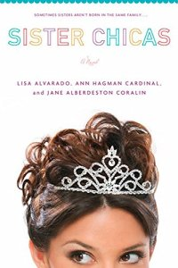 Hispanic Ownvoices Sister Chicas Book Cover