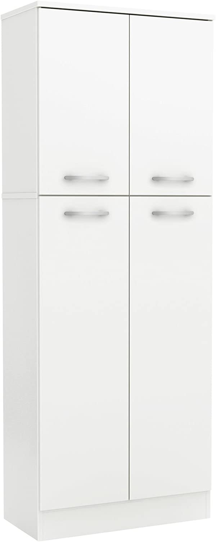 South Shore Axess Storage Pantry Pure White Amazon Ca Home Kitchen