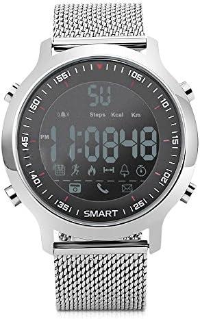 51HjrIMbaEL. AC  - Redlemon Smartwatch Reloj Inteligente Sport con Pantalla Digital, Resistente al Agua, Notificaciones de Llamadas, Redes Sociales y Mensajería, Funciones Deportivas, Podómetro, Hasta 6 Meses de Batería #Amazon